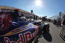 Daniel Ricciardo, Scuderia Toro Rosso