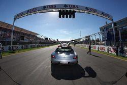 FIA Mercedes Güvenlik Aracı