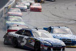 Trouble for Kasey Kahne, Hendricks Motorsports Chevrolet