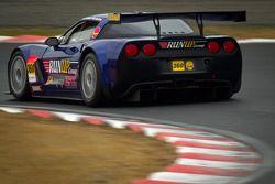 #360 Tomei Sports Callaway Corvette: Atsushi Tanaka, Yasushi Kikuchi
