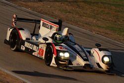 #6 Muscle Milk Pickett Racing HPD ARX-03a HPD: Lucas Luhr, Klaus Graf, Simon Pagenaud