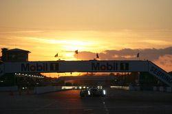 Renn-Action bei den 12h Sebring 2012