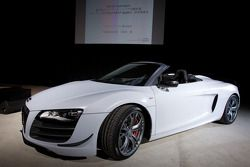 De nieuwe Audi R8 GT Spyder