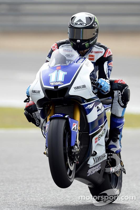 Hendrick Racing Yamaha Photos