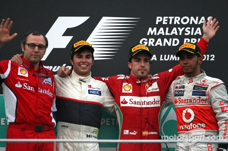 GP de Malasia: Alonso