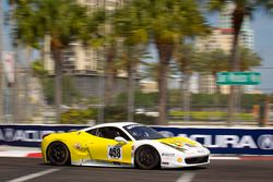 #458 Ferrari of Beverly Hills 458TP: Kevin Courtade