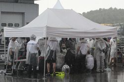 Mercedes GP team