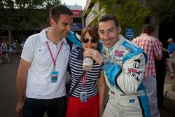 Simon Pagenaud, Schmidt/Hamilton Motorsports and friends