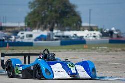 #65 Acadia Racing LLC Cooper Prototype Lite: Lamont Harris