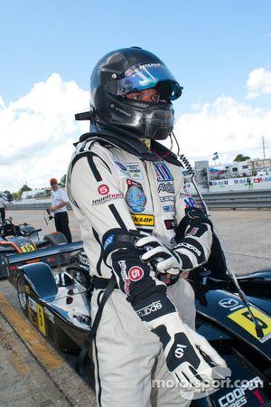 Scott Tucker L2 Race #1 Winnaar