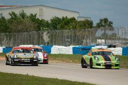 #59 Speed Merchants Porsche GT3 Cup: Jim Hoddinott