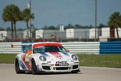 #28 NGT Motosport Porsche GT3 Cup: Amadeo Quiros
