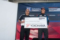 Yokohama Hard Charger Award Winnaar: Sloan Urry