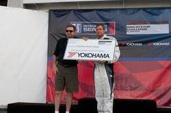 Yokohama Hard Charger Winnaar: David Calvert-Jones