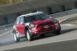 Даниэль Сордо и Карлос дель Баррио. Тесты MINI WRC, особое событие.