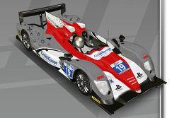 Sébastien Loeb Racing livery unveil on the ORECA 03
