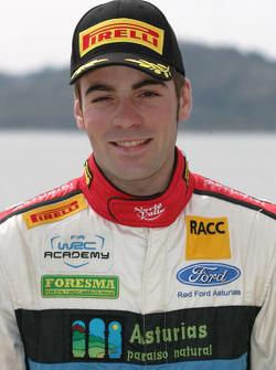Jose Suarez, Ford Fiesta R2