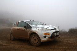 Frederik Ahlin and Bjorn Nilsson, Ford Fiesta R2
