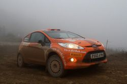 Chris Duplessis and Karl Atkinson, Ford Fiesta R2