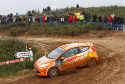 Chris Duplessis and Karl Atkinson, Ford Fiesta R3