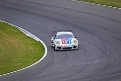 #59 Brumos Racing Porsche: Andrew Davis, Leh Keen