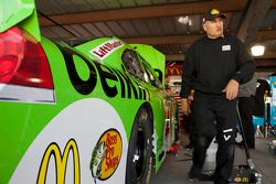Jamie McMurray, Earnhardt Ganassi Racing Chevrolet crew