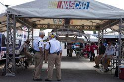 NASCAR inspectie