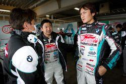 Tatsuya Kataoka en Nobuteru Taniguchi