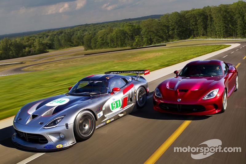 2012 SRT Viper GTS-R