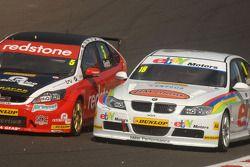 Nick Foster, eBay Motors en Aron Smith, Redstone Racing