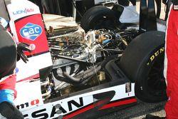#1 Greaves Motorsport Zytek Z11SN - Nissan