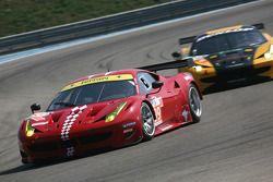 #99 JMB Racing Ferrari 458 Italia: Alain Ferté, Philippe Illiano