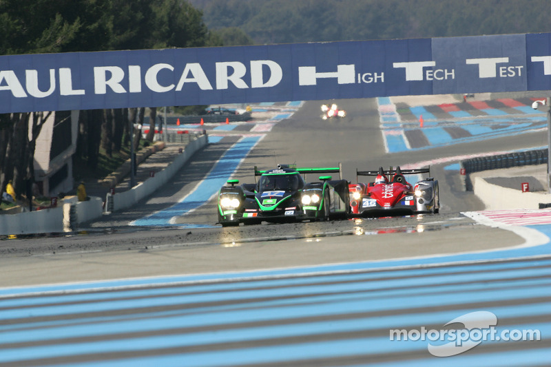 #46 Thiriet by TDS Racing Oreca 03 - Nissan: Mathias Beche, Pierre Thiriet