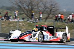 #10 Pecom Racing Oreca 03 - Nissan: Luis Perez Companc, Pierre Kaffer, Gianmaria Bruni