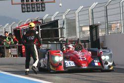 Race winner #46 Thiriet by TDS Racing Oreca 03 - Nissan: Mathias Beche, Pierre Thiriet