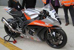 Cédric Tangre - Kawasaki ZX 10R - Up Racing