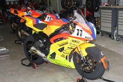 Yamaha R6 - SL motor