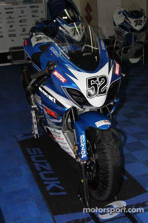52 - Vincent Philippe - Suzuki GSX-R 1000 - Junior Team L.M.S. Suzuki