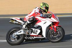 2-Julien Enjolras-Honda CBR 600-Tecmas Honda Michelin