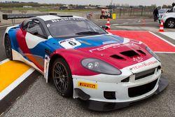 Valmon Racing Team Russia Aston Martin DBRS9