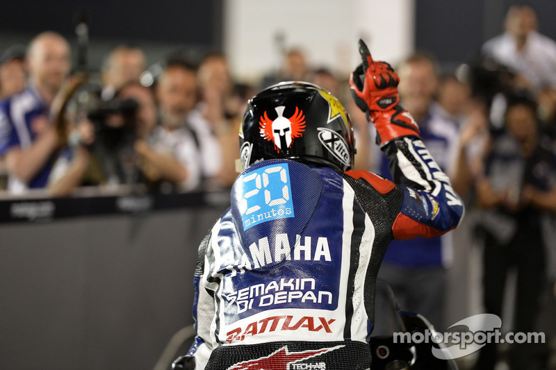 18- GP do Catar 2012, Yamaha