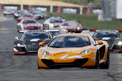 McLaren pace car