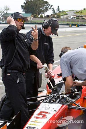 EJ Viso, KV Racing Technology Chevrolet
