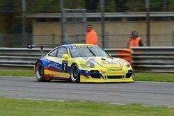 #7 ARC Bratislava Porsche 997 GT3: Miroslav Konopka, Stefano Crotti, Zdeno Mikulasko