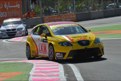 Darryl O'Young, SEAT Leon WTCC, Special Tuning Racing