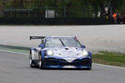 El #58 Exagon Engineering Porsche 997 GT3 R: Christian Kelders, Vincent Radermecker