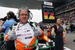 Neil Dickie, Sahara Force India F1 Team