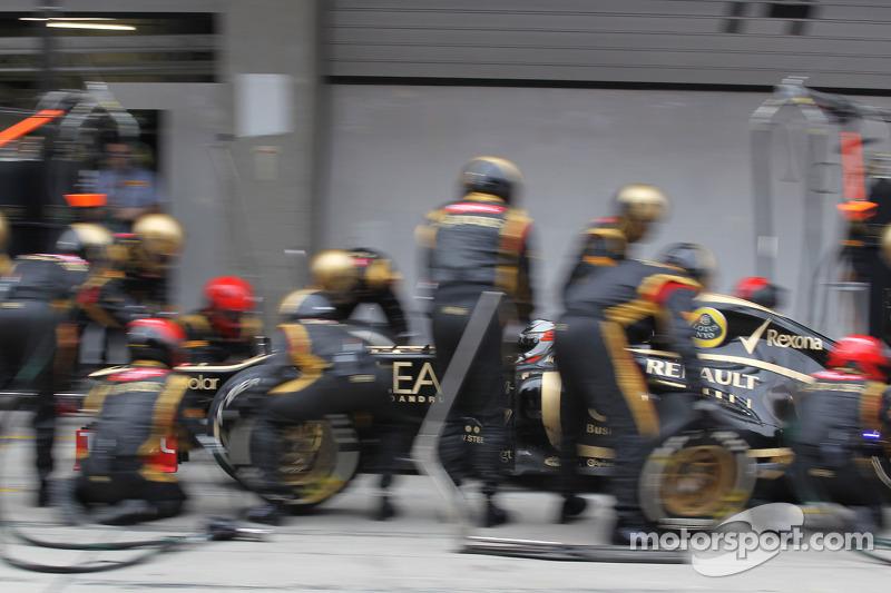 Renault lideró la pretemporada 2019
