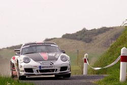 Romain Dumas and Matthieu Baumel, Porsche 997 GT3 RS
