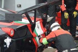 Gebroken luchtkrik #51 AF Corse Ferrari
